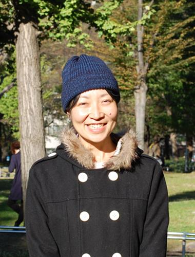 有松 佳子 Keiko Arimatsu
