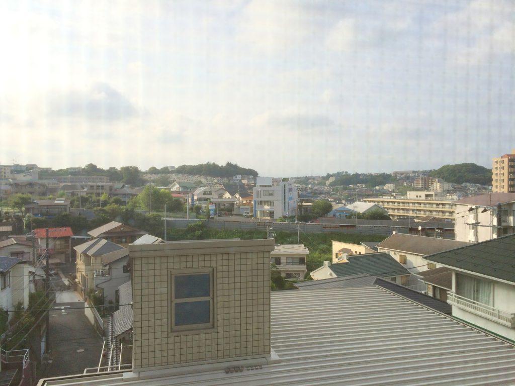 二階からの眺望