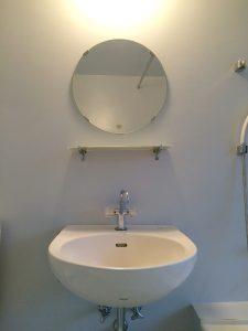 アッパルタメントプラート 洗面台