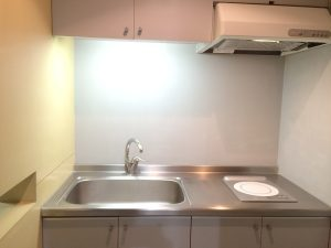 アッパルタメントプラート キッチン