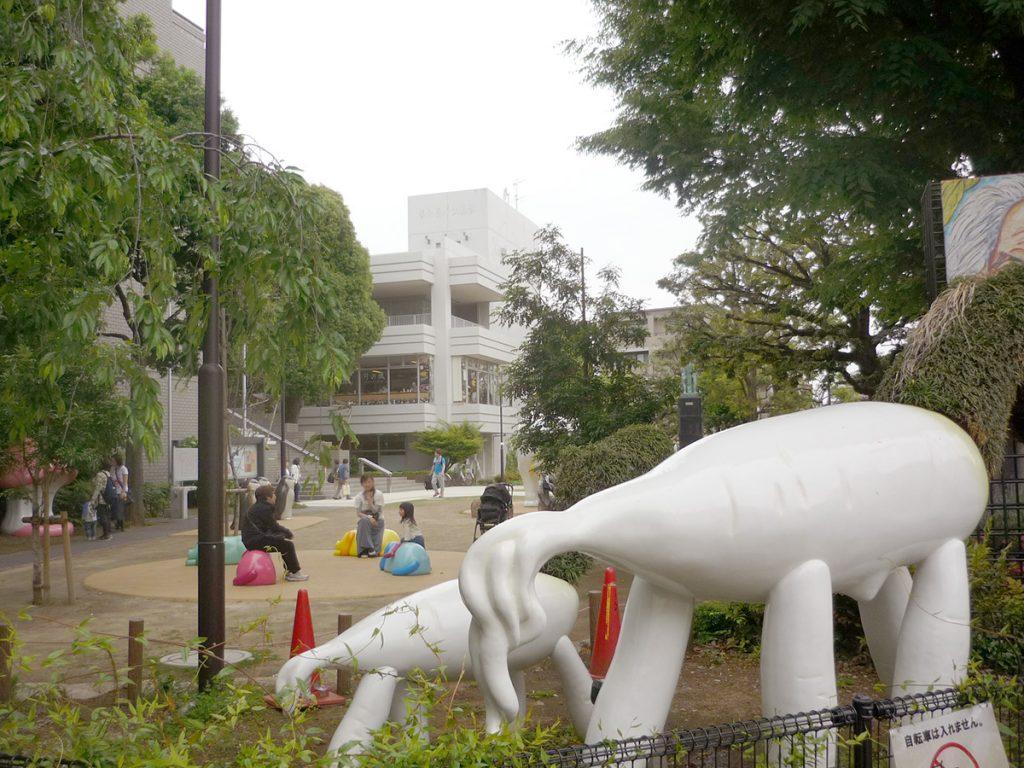練馬区美術館