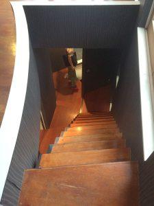 東淵野辺の戸建住宅 階段