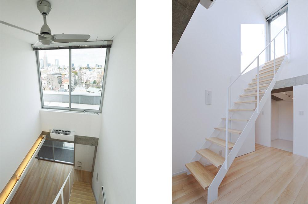 1302テラス階段