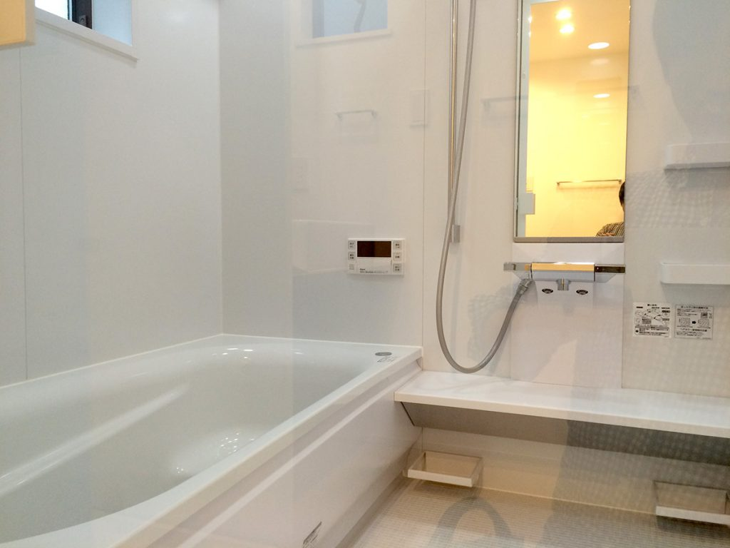 中村橋 戸建 浴室