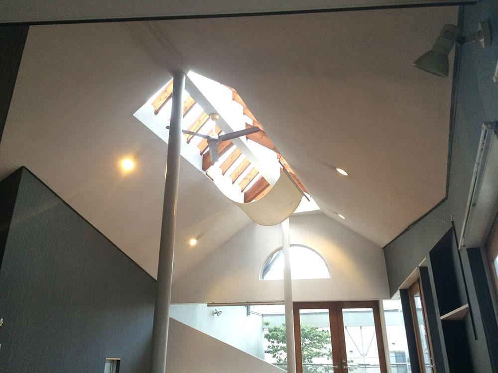 東淵野辺の戸建住宅 天井