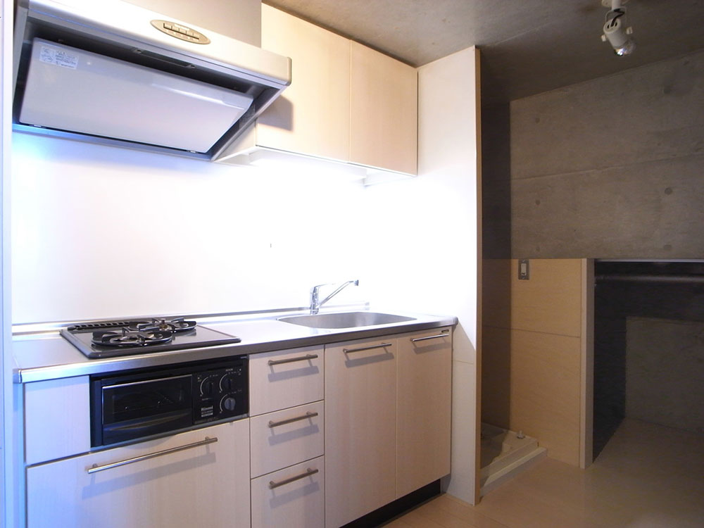 FLAMP904 キッチン